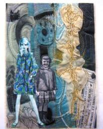 [007] 'Stitched Memories' - Sandra Meech